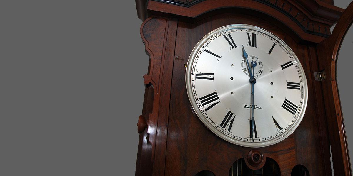 NL Antiques klokken clocks