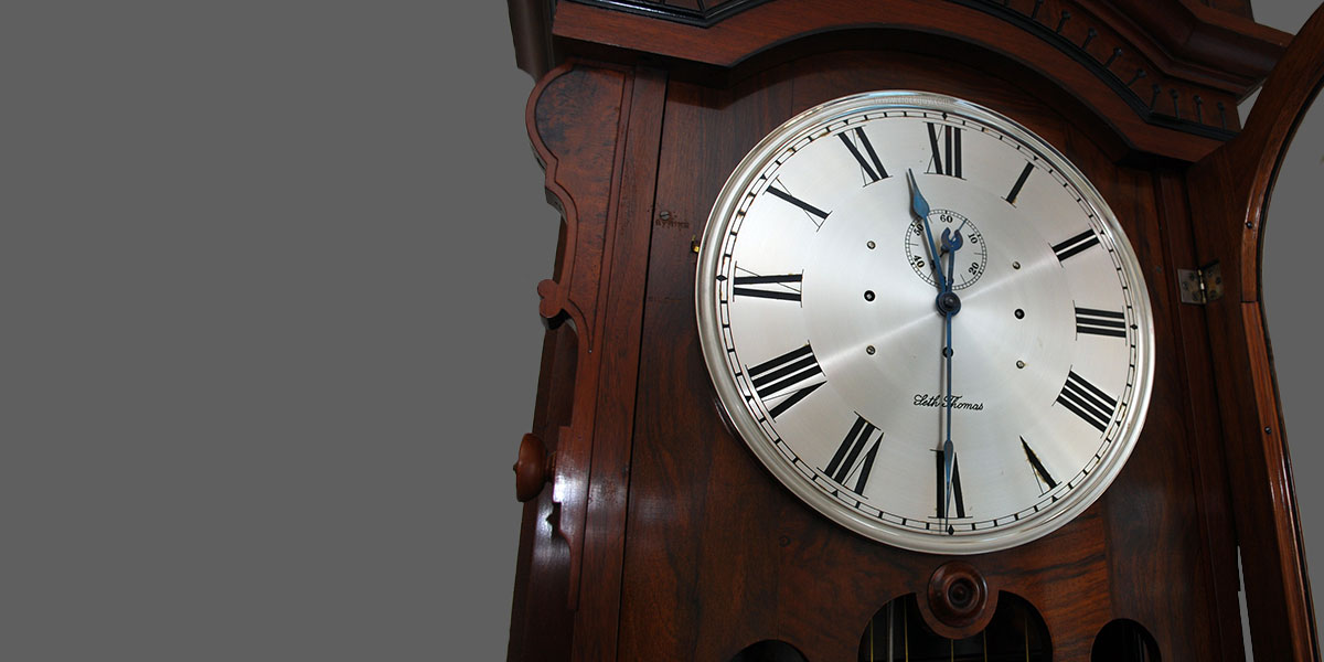 NL Antiques klokken clocks