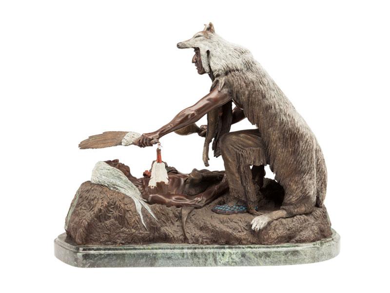 Journey to the SpiritWorld – Harold Shelton - NL-Antiques