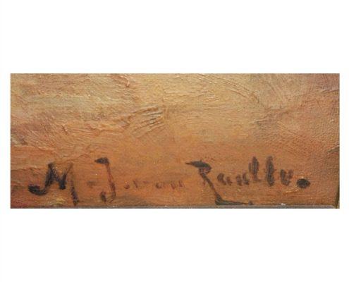 Marinus Julius van Raalte - Moeder en kind - NL-Antiques