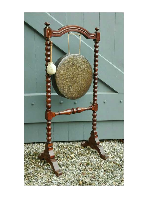 Diner gong ca. 1880 - NL Antiques