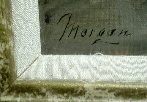 signatuur Morgan, parijs, notre dame