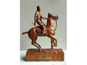 Hector Garbati – Polospeler op paard